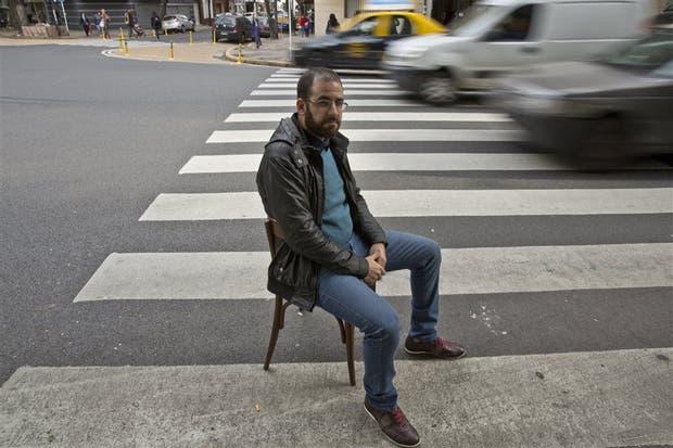 El dramaturgo Mariano Saba