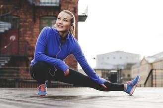 3 ejercicios de elongación para aliviar tensiones