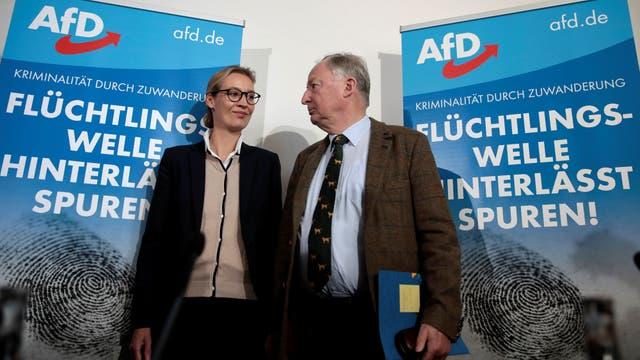 La ultraderecha sería una de las sorpresas de estas elecciones en Alemania