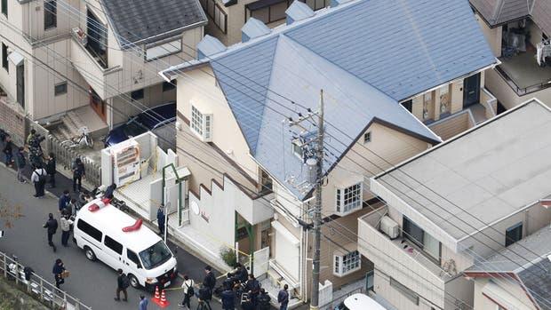 Hallan restos de 9 cuerpos en casa de Japón
