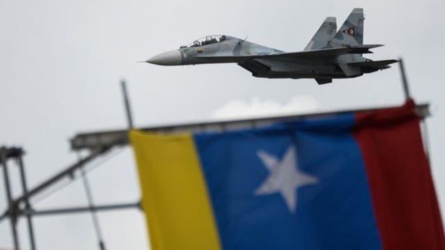 Los aviones de combate rusos Sukhoi fueron supliendo a los F-16 estadounidenses