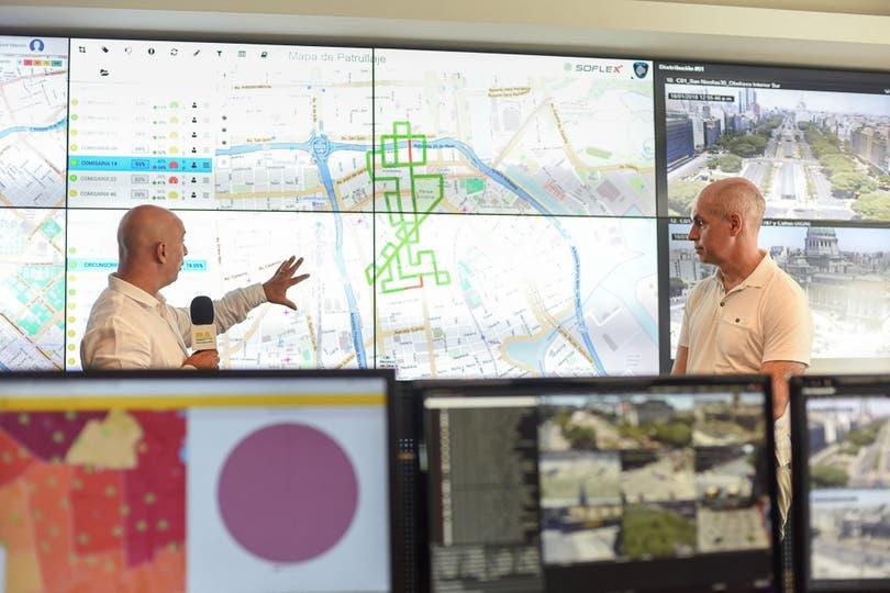 El nuevo despliegue de policías no estará sustentado en el criterio de comisarías y se apoyará en datos del mapa del delito