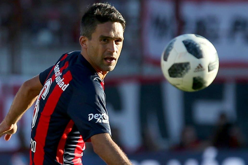 San Lorenzo vs. Vélez: Mauro Zárate marcó con esta gran definición