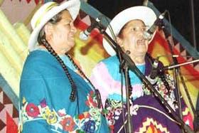 Las hermanas Cari, en un enternecedor y picante diálogo