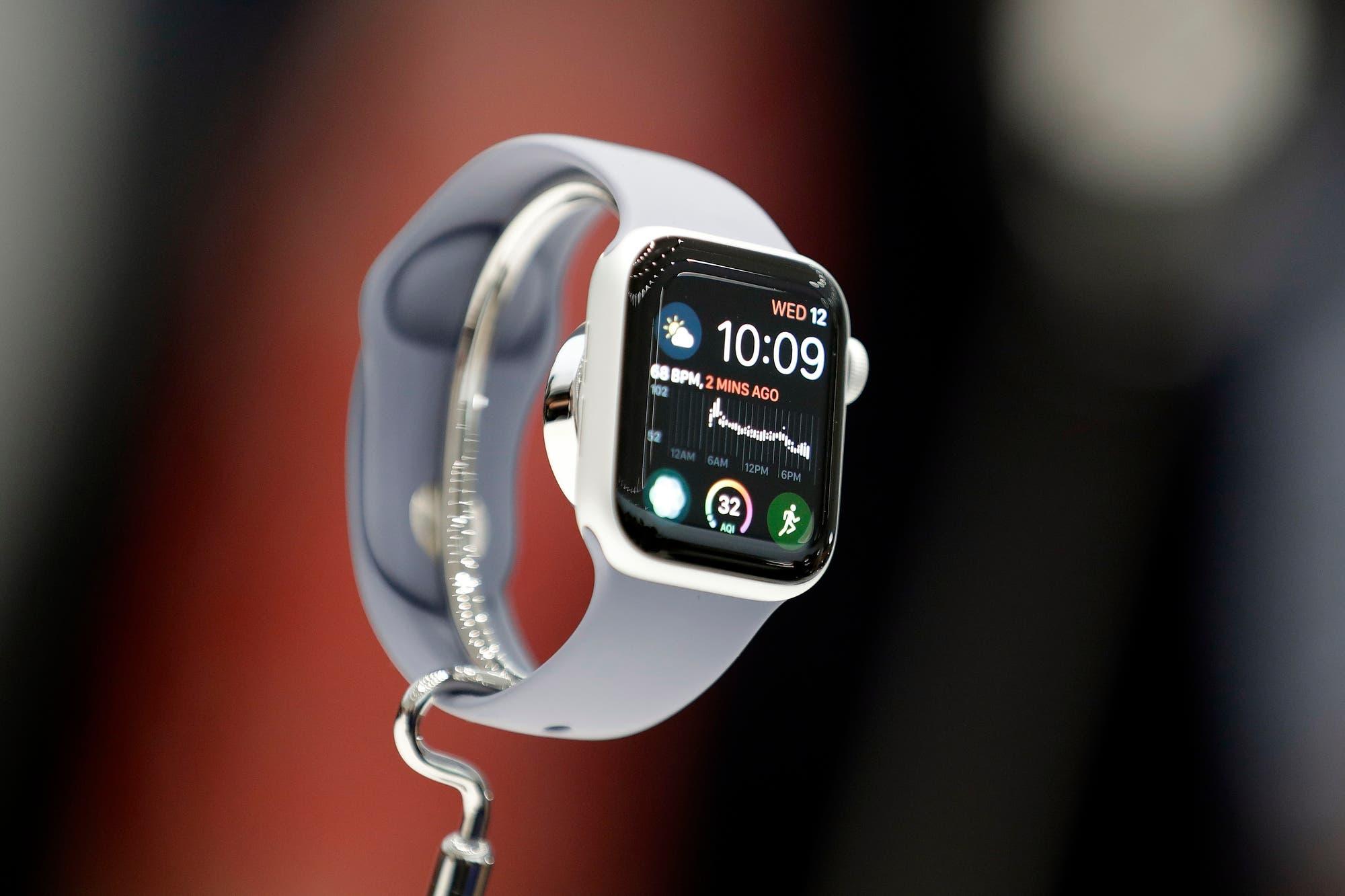 06ba42ed7402 Apple presentó Watch Series 4