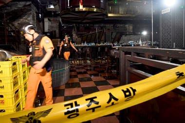 Comienza la investigación en local nocturno en Gwangju, Corea del Sur; las autoridades creen que algunas de las instalaciones podrían no ser legales