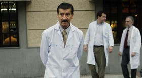 Jose Luis Garcia Sabrido, el médico español que atendió a Fidel
