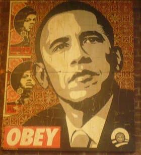 Obediencia, según Obama