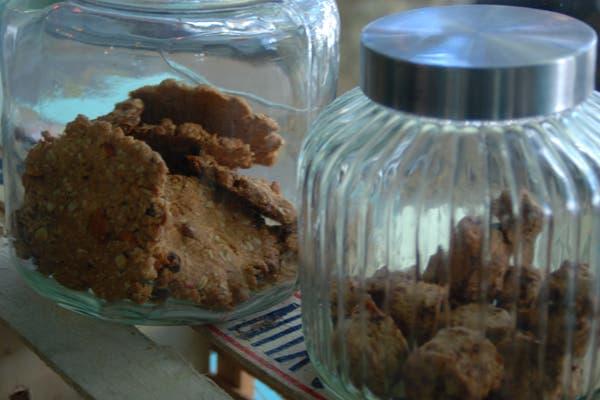 Las cookies son más que recomendadas. Foto: gentileza Alguito