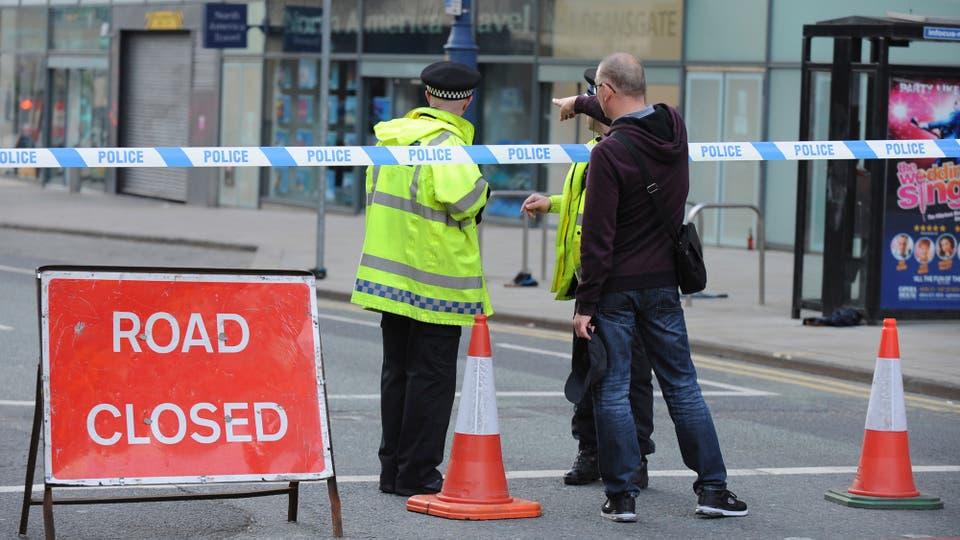 Un atentado en el Estadio Manchester Arena dejó como saldo 22 muertos. Foto: AP / Rui Vieira