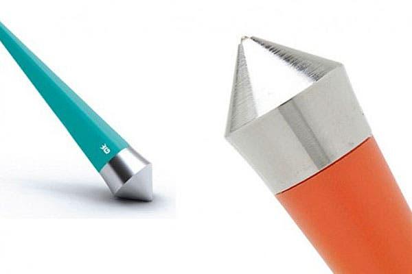 ¡Una lapicera que no se cae nunca! Por lo menos, la vas a perder menos que las demás. Foto: Mundochica.com