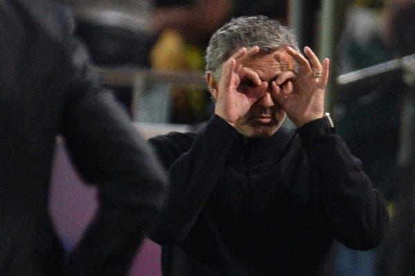 Mourinho dijo que aún hay esperanzas