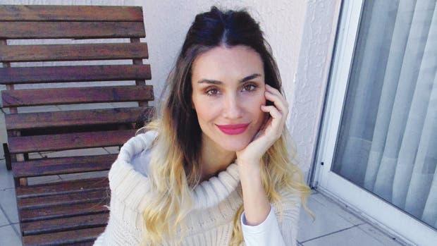 Paula Morales, encantadora incluso de entrecasa