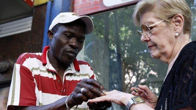 La mayor parte de la comunidad africana en la Argentina proviene de Senegal