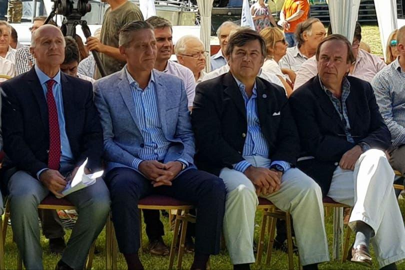 Inauguración de la 80° Exposición Ganadera en Comodoro Rivadavia