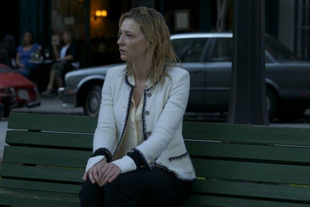 Cate Blanchett, extraordinaria en Blue Jasmine