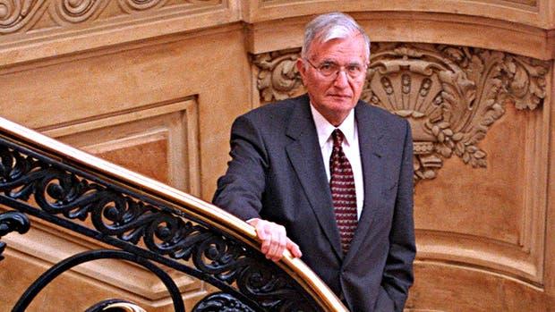 El historiador, Robert Potash