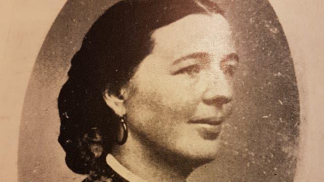 Serena Frances Wood, una de las invitadas especiales