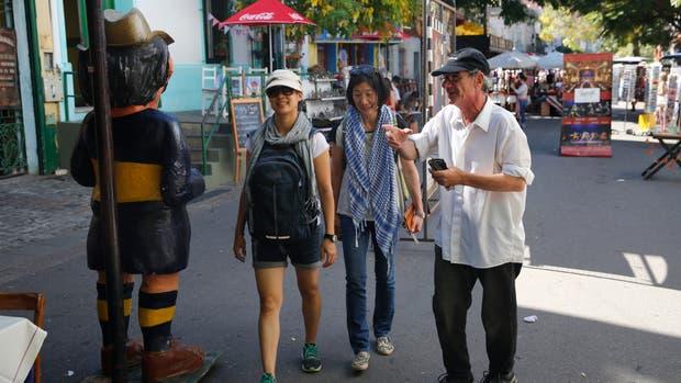 La Boca: apuñalaron, en el corazón, a un turista estadounidense