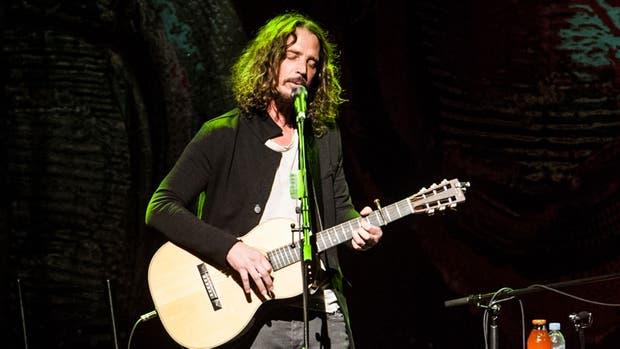 Chris Cornell difundió su último nuevo tema en las redes sociales