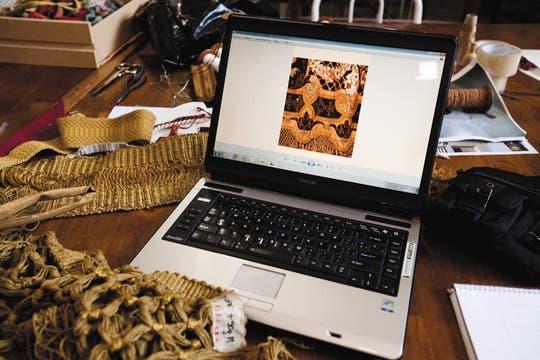 Pasamanería. Foto 5. Foto: Graciela Calabrese y Martín Lucesole