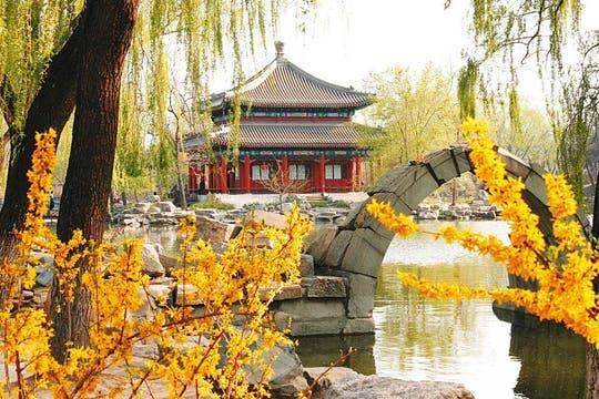 Pasado imperial. Un jardín al interior del Museo de la Ciudad Prohibida, en Pekín: ecos de otros tiempos en un país abocado al futuro. Foto: Shutterstock