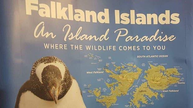Uruguay pidió al Reino Unido que levante el stand de las Malvinas de la Expo Prado