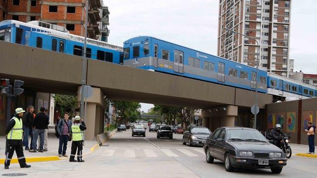 $ 2250. Reelectrificación tren Mitre: la obra en el ramal Tigre irá hasta Núñez