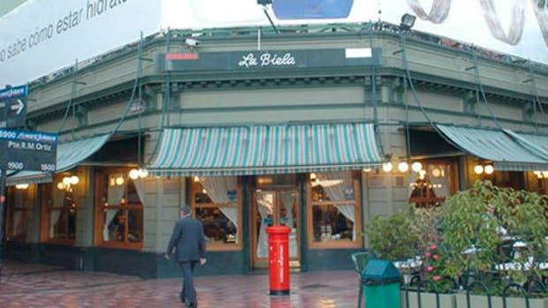 Bar La Biela, Recoleta, Buenos Aires