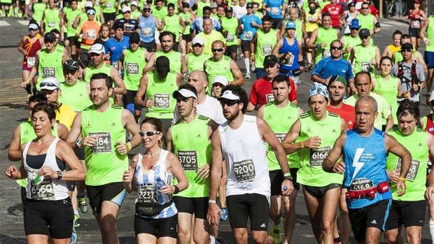 El certificado de aptitud físico será requisito para participar de maratones