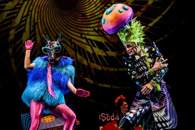 El Luna Park será la sede de 70 funciones hasta el 14 de mayo