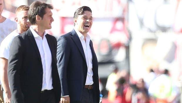 Guillermo y Gallardo, frente a frente