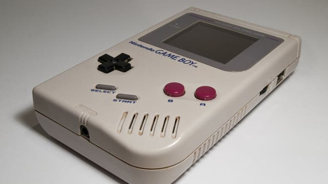 El primer Game Boy de Nintendo