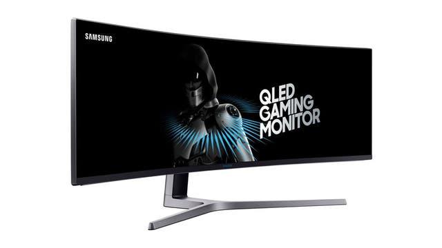 Monitor Samsung QLED Gaming Monitor