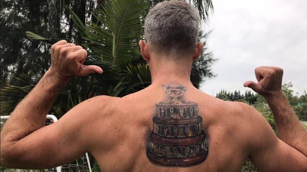 El tatuaje de Orsanic