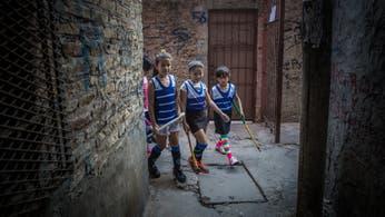 Hockey en la villa: una práctica familiar que se convirtió en un equipo del barrio