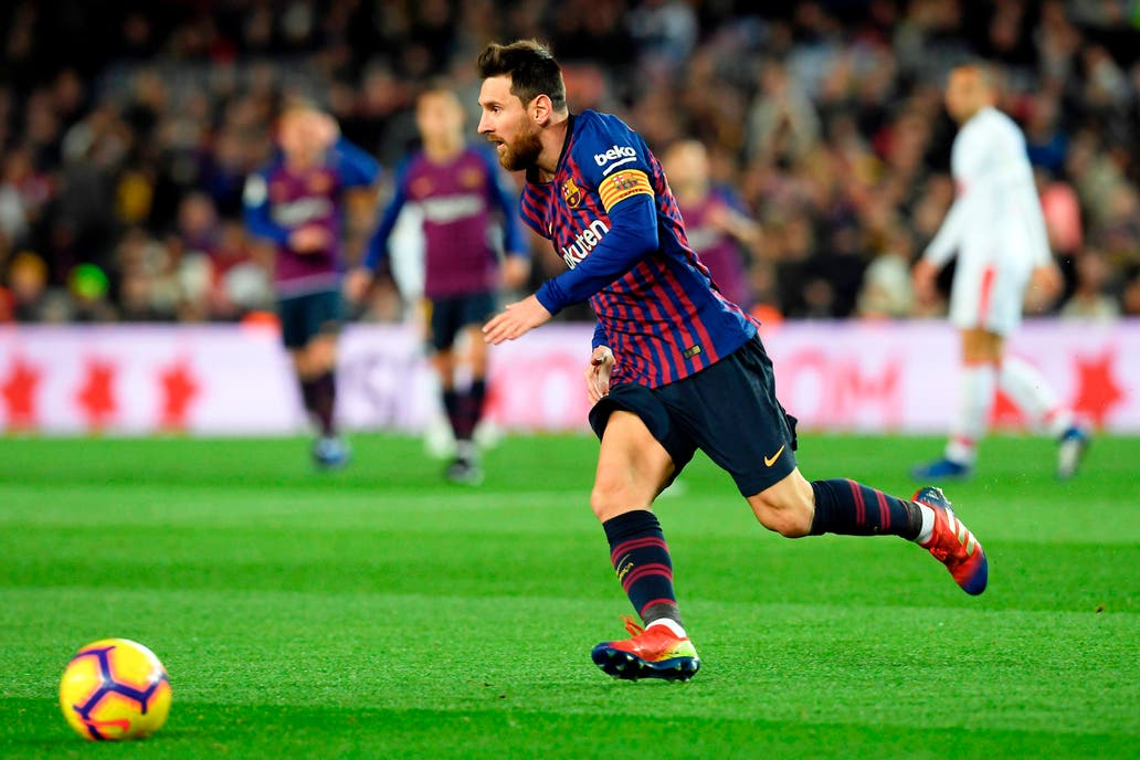 Barcelona perderá 15 días a Dembélé por esguince en el tobillo