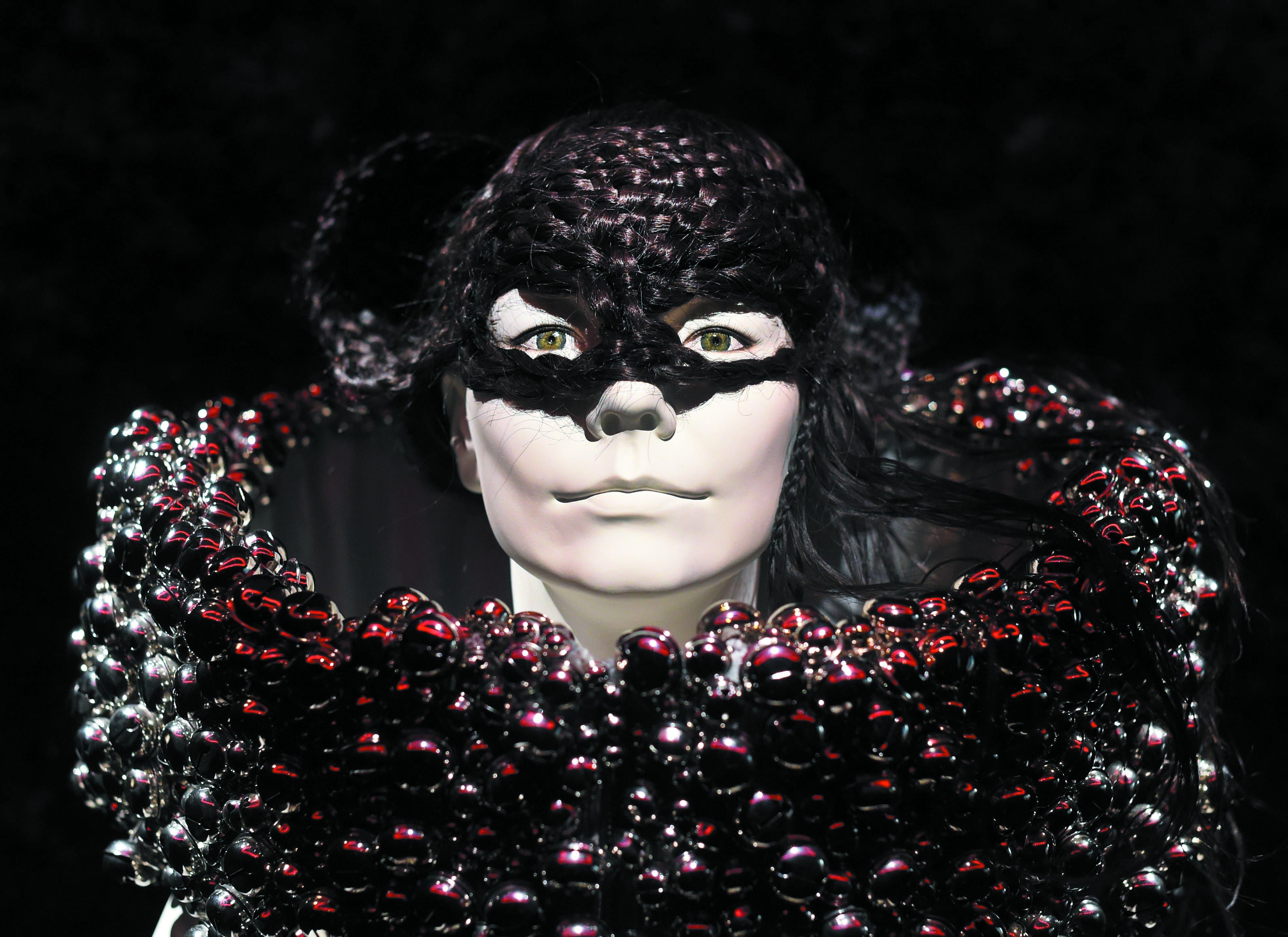 Las mil caras de Björk