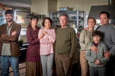 El elenco completo de la nueva película de Miguel Cohan