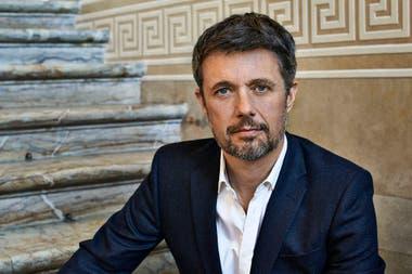 El príncipe heredero, Federico, inaugurará un parque eólico en Bahía Blanca