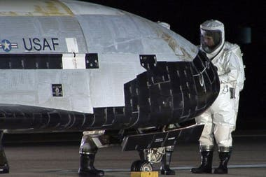 El avión está equipado con tecnología avanzada que podría apuntar a objetivos de espionaje