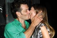 Florencia Bertotti y Federico Amador, apasionados