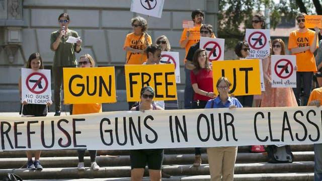 Distintos grupos anti armas claman por frenar la polémica medida