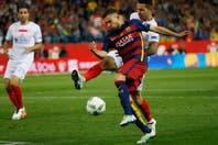 Asistencias de Messi y goles de Jordi Alba y Neymar: el argentino marcó el camino para un nuevo título