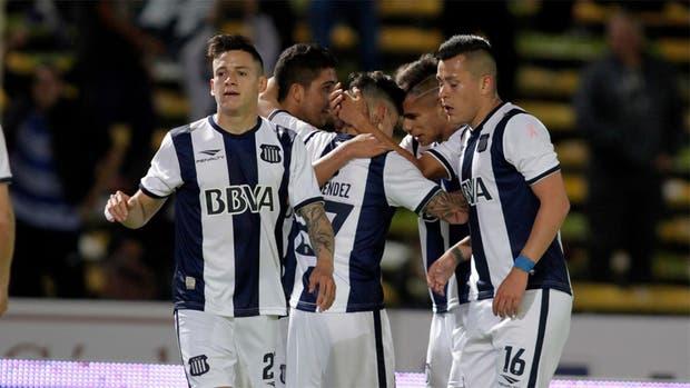 Talleres le ganó 2 a 0 a Defensa y Justicia