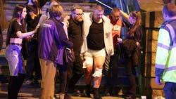 Dos explosiones en el Manchester Arena, en Inglaterra, dejaron heridos y muertos