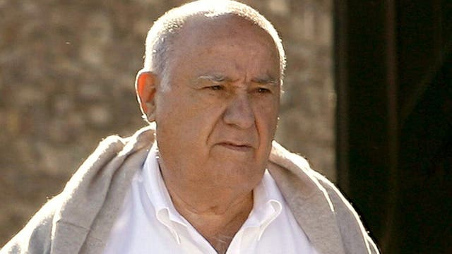 El CEO de Zara, Amancio Ortega