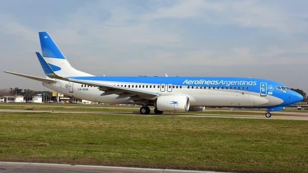 Aerolíneas logró un récord de pasajeros transportados en julio