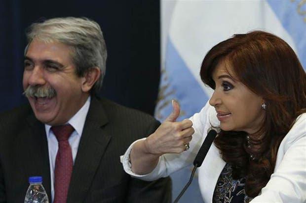 Tras la dura carta de noviembre, Aníbal le pidió a Cristina que dirija el peronismo