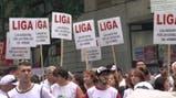 Día de la Memoria: miles de personas participan de la convocatoria en la Plaza de Mayo